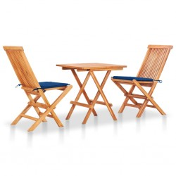 vidaXL Armario auxiliar 6 cajones madera Paulownia blanco 60x30x75 cm