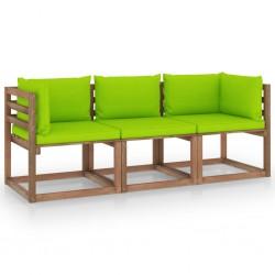 vidaXL Mueble de cuarto de baño madera Paulownia blanco 46x24x116 cm