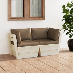 vidaXL Perchero de pared SMILE 50x23 cm
