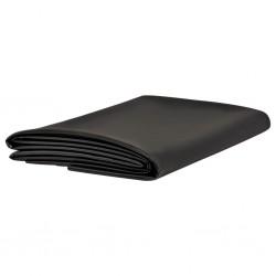 vidaXL Expositor con pizarra de madera blanco 33x39x75 cm