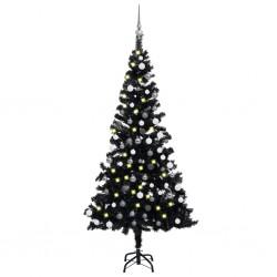 vidaXL Estantería de 4 niveles madera maciza de acacia 124x30x180 cm