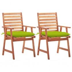 vidaXL Biombo 3 paneles tallado a mano madera mango marrón 120x165 cm