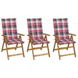 vidaXL Fundas elásticas para mesa 2 uds con falda 120x74 cm gris