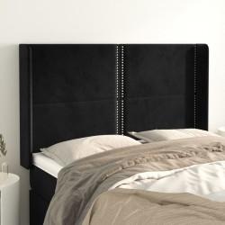 vidaXL Fundas elásticas de mesa 2 uds con falda 183x76x74 cm crema