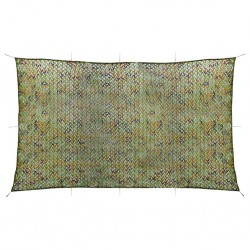 vidaXL Fundas elásticas para mesa 2 uds con falda 243x76x74 cm crema