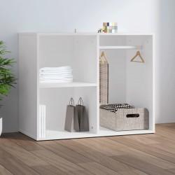 vidaXL Escritorio con cajones de madera maciza de mango 130x50x80 cm