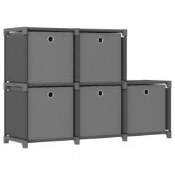 vidaXL Mesita de noche de madera maciza de mango 36x30x60 cm