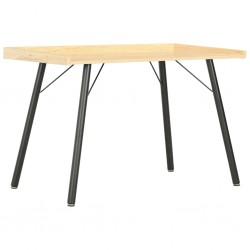 vidaXL Patas de mesa de comedor de hierro fundido 150x68x73 cm