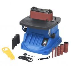 vidaXL Felpudo de PVC rojo 160x220 cm