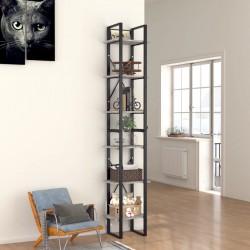 vidaXL Papel de limpieza industrial 2 capas 6 rollos azul 20 cm