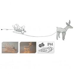 vidaXL Manta de algodón amarillo mostaza 125x150 cm