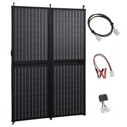 vidaXL Manta a rayas de algodón rosa envejecido 125x150 cm