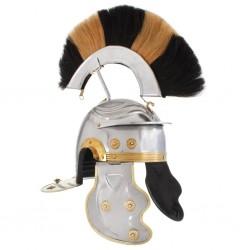 vidaXL Manta de algodón rojo 125x150 cm