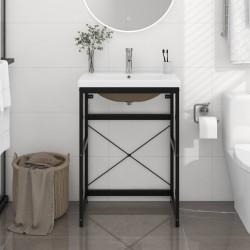 vidaXL Estantería 3 niveles 2 unidades madera pino maciza 150 kg