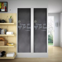 vidaXL Mantel individual 4 unidades liso redondo algodón natural 38 cm