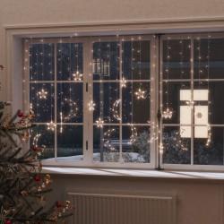 vidaXL Mantel individual 4 unidades liso redondo algodón gris 38 cm