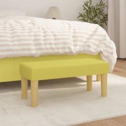 vidaXL Mantel individual 6 unidades liso redondo algodón gris 38 cm