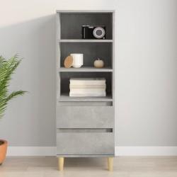 vidaXL Alfombrillas de escalera 15 unidades gris antracita 56x17x3 cm