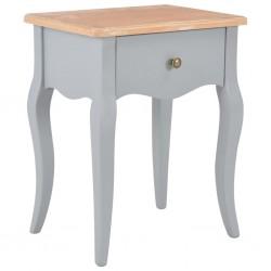 vidaXL Alfombrillas de escalera 15 unidades gris claro 56x17x3 cm
