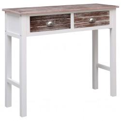 vidaXL Funda de silla elástica blanca 30 unidades