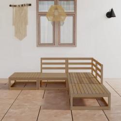 vidaXL Cenador con cortina gris antracita 3x3 m
