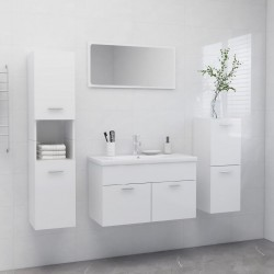 vidaXL Farola de jardín Preston 105 cm