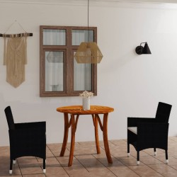 Nature Funda de muebles de jardín para mesas redondas 325x325x90 cm