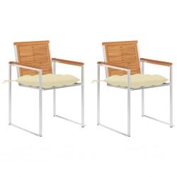 Nature Funda de muebles de jardín para barbacoa de gas 103x58x58 cm