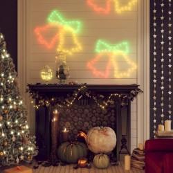 vidaXL Juego de funda de edredón de 2 piezas negro 155x200/80x80 cm