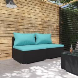 WallArt Paneles de pared 3D Cuadrados 12 piezas GA-WA09