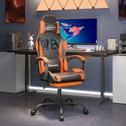 vidaXL Mesa de picnic y bancos para niños y sombrilla multicolor