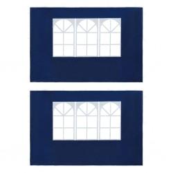 vidaXL Funda de muebles de jardín ratán 4 personas 8 ojales 180x140 cm