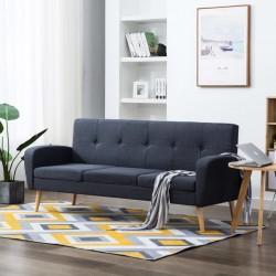 vidaXL Funda de muebles de jardín de ratán 10 ojales 240x260 cm