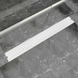 vidaXL Set edredón de invierno niños 2 pzas blanco 100x135 cm/40x60 cm