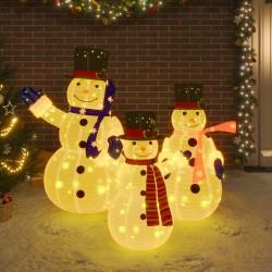 vidaXL Colcha de tela ultrasónica azul oscuro 170x210 cm