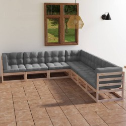 Ubbink Bomba para fuente Eli-indoor 600i 9 W negro 1351372