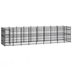 FERM Batería de Li-Ion 18 V 4 Ah CDA1096