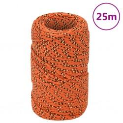 vidaXL Cortinas con anillas de metal 2 uds algodón beige 140x245 cm