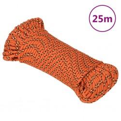 vidaXL Cortinas con anillas de metal 2 uds algodón antracita 140x225cm
