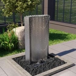 Nature Cubierta plantas invierno con cremallera blanco 1,5x1,5x2 m