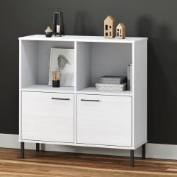 Esschert Design Tablero de clavijas gris NG78