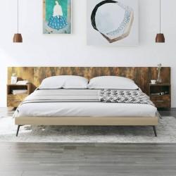 vidaXL Sillas plegables de jardín 4 unidades acero y HDPE blancas