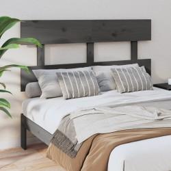vidaXL Cortinas y anillas de metal 2 pzs algodón azul rayas 140x245 cm