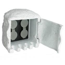 vidaXL Carpa pleglable Pop-up 3x6 m azul