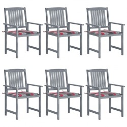 FMD Estantería/divisor de espacios con 6 compartimentos blanco