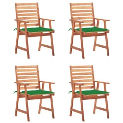 vidaXL Césped artificial 1,5x5 m/20-25 mm verde
