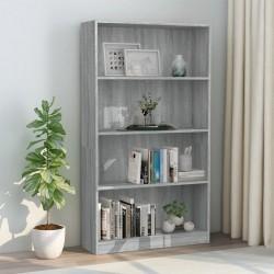 vidaXL Invernadero de policarbonato y aluminio 490x250x195 cm