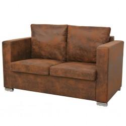 vidaXL Panel para tejado acero galvanizado gris 12 unidades