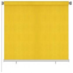 vidaXL Sillas apilables de jardín 4 unidades madera maciza de teca