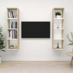 vidaXL Postes puntiagudos de valla 25 uds pino impregnado 5x30 cm
